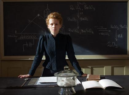 Film o życiu Marii Skłodowskiej-Curie na ekranach kin 3 marca. Zobacz zwiastun