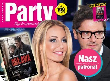 """Film """"Obława"""" z najnowszym Party. Życie gwiazd!"""