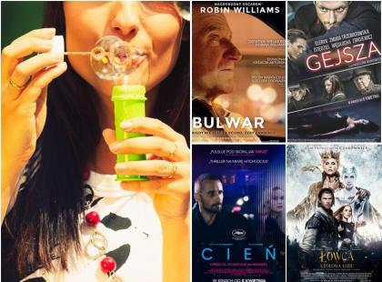 Filmowe propozycje na weekend