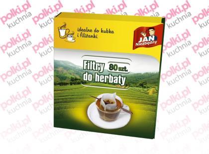 Filtry do herbaty Jana Niezbędnego