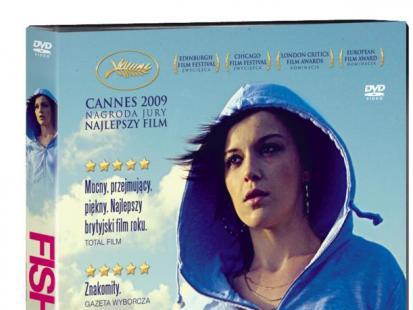 """Fish tank"" na DVD"