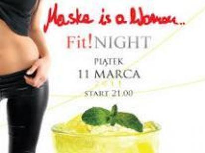 Fit Night w Klubie Maska