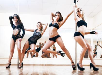 Fitness z nutką erotyki