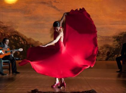 Flamenco, flamenco (reż. Carlos Saura)