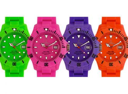 Fokus na: fluorescencyjne zegarki