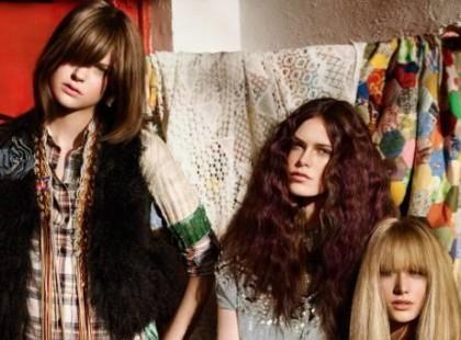 Folkowe fryzury od L'Oreal