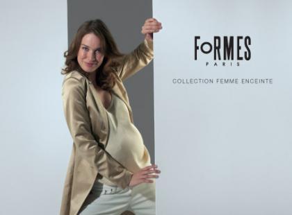Formes - markowa odzież ciążowa