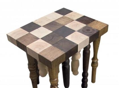 Formy drewniane