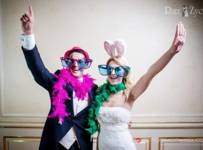 Fotobudka na ślub - jaką wybrać?