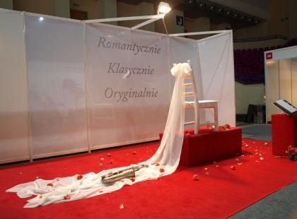 Fotorelacja z Festiwalu Mody Ślubnej Torwar 2009