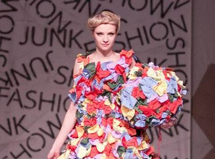 Fotorelacja z Junk Fashion Show 2011
