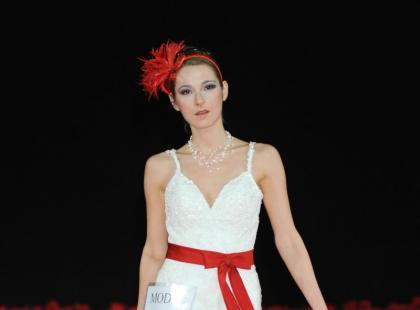 Fotorelacja z pokazu Polskiej Gali Ślubnej 2010