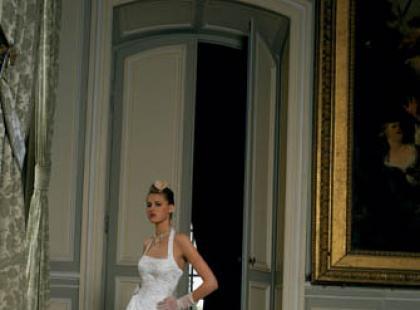 Francuskie suknie ślubne Miss Kelly