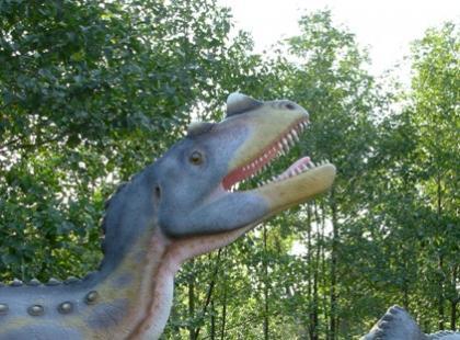 Franek na konkursie ryków – bajka o dinozaurach