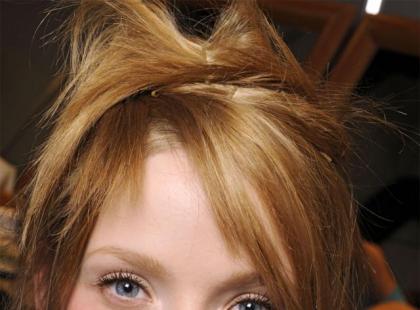 Fryzury: 4 style na jesień