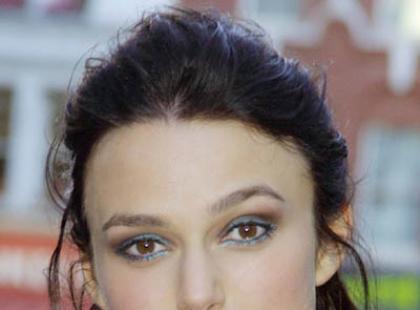 Fryzury i makijaż Knightley Keira