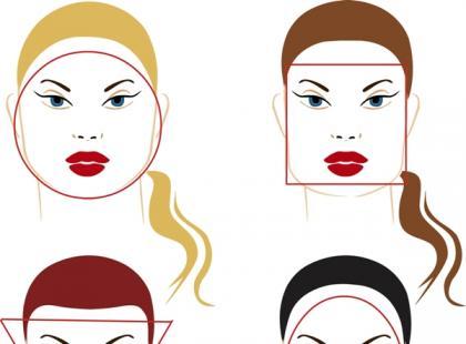 Fryzury idealnie dobrane do kształtu twarzy