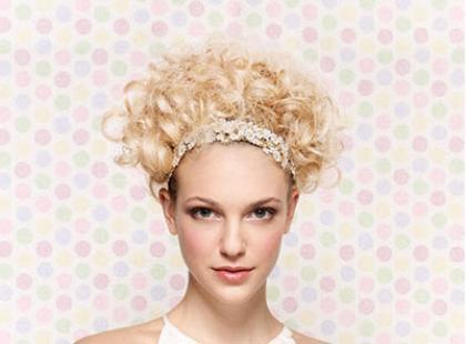 Fryzury ślubne - światowe trendy 2011 (zdjęcia!)