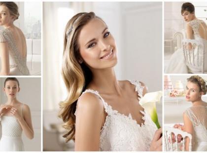 Fryzury ślubne - trendy 2015