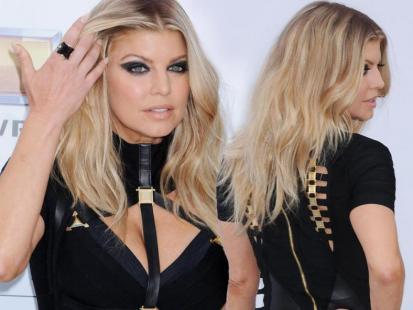 Futurystyczna Fergie na rozdaniu nagród Billboard