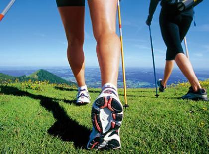 Gadamy i chudniemy – towarzyski nordic walking