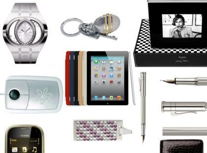 Gadżety luksusowej bizneswoman - galeria