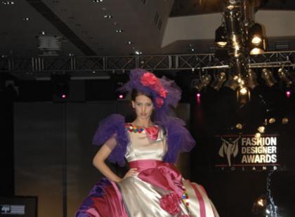 Gala Finałowa Fashion Designer Awards 2009