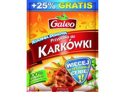 Galeo - przyprawy do grilla
