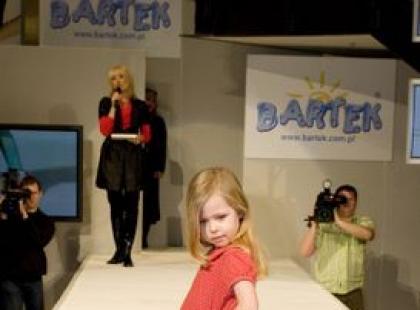 Galeria zdjęć z dziecięcego pokazu obuwia