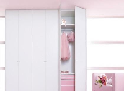 Garderoba skompletowana