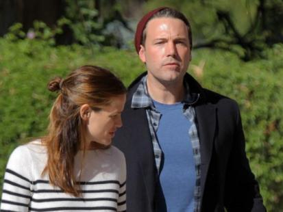 Garner i Affleck walczą o małżeństwo? Te zdjęcia dają nadzieję