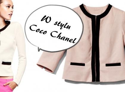 Garsonki a'la Coco Chanel - mikrotrend 2012