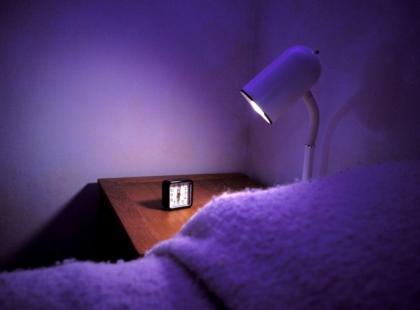 Gasić światło  w sypialni czy nie