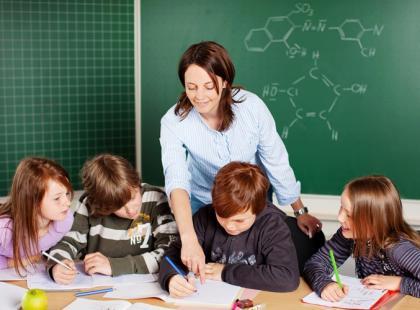 Gdy dziecko ma cukrzycę – poradnik dla nauczyciela