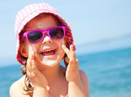 Gdy dziecko ma udar słoneczny