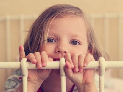 Gdy dziecko twierdzi, że widzi duchy...