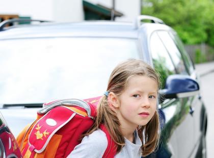 Dziecko na ulicy/fot. Fotolia