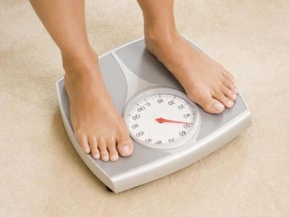 Gdy mało jesz, a waga ani drgnie