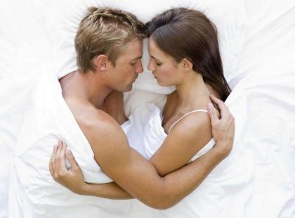 Gdy on nalega na seks