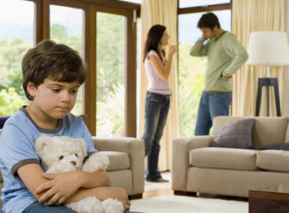 Gdy rodzice się rozstają