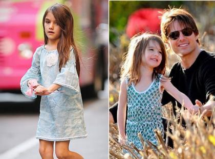 Gdyby nie należał do sekty, każdy by mu współczuł. Tom Cruise nie widuje się z córką od 3 lat
