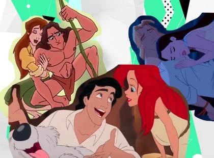 Gdybyś żyła w bajce Disneya... Który z bohaterów powinien być twoim ukochanym? [quiz]