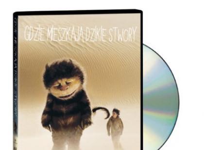 """""""Gdzie mieszkają dzikie stwory"""" na DVD i Blu-ray!!!"""