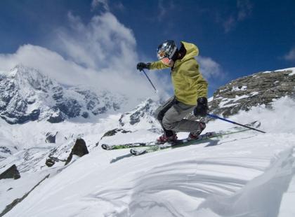 Gdzie na narty gdy nie ma śniegu?