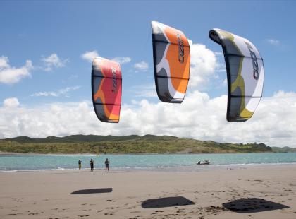 Gdzie uprawiać kitesurfing?