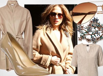 Gdzie znajdziesz ubrania w stylu Jennifer Lopez?