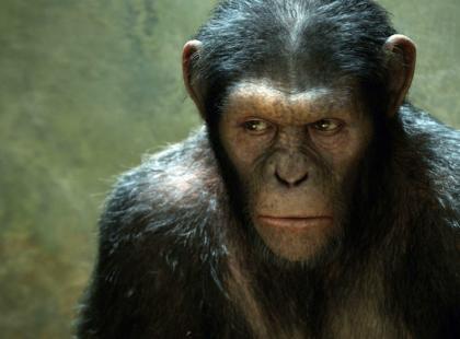 Geneza planety małp (reż. Rupert Wyatt)