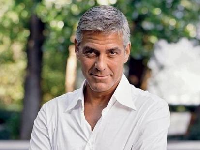 George Clooney - Dziewczyna numer tysiąc