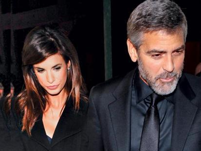 George Clooney i Elisabetta Canalis rozstali się!