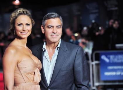 George Clooney i Stacy Keibler oficjalnie razem!